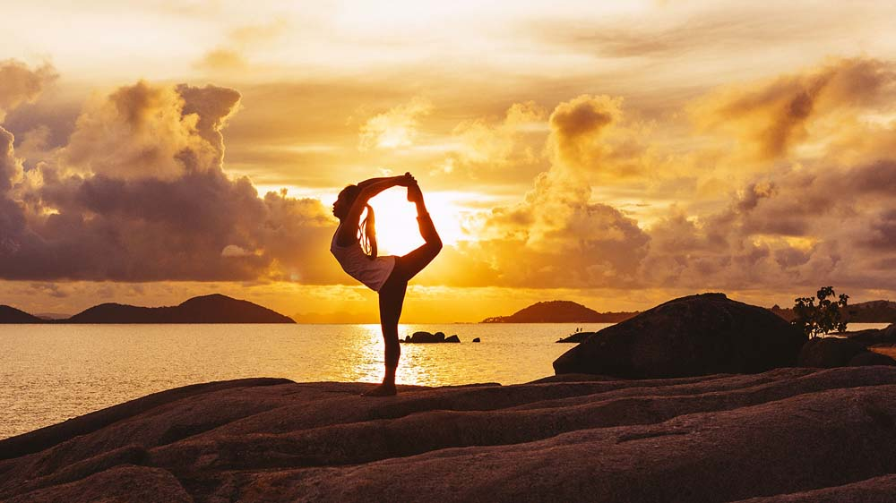 Techy Yoga- Technology Empowering the Yoga Industry