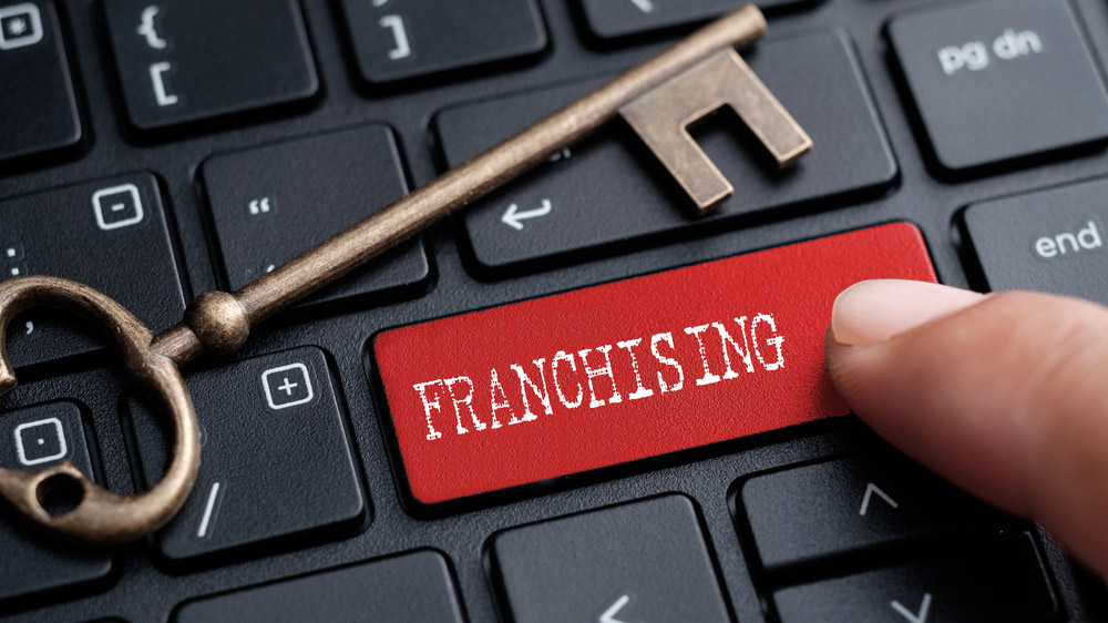 franchising in small cities