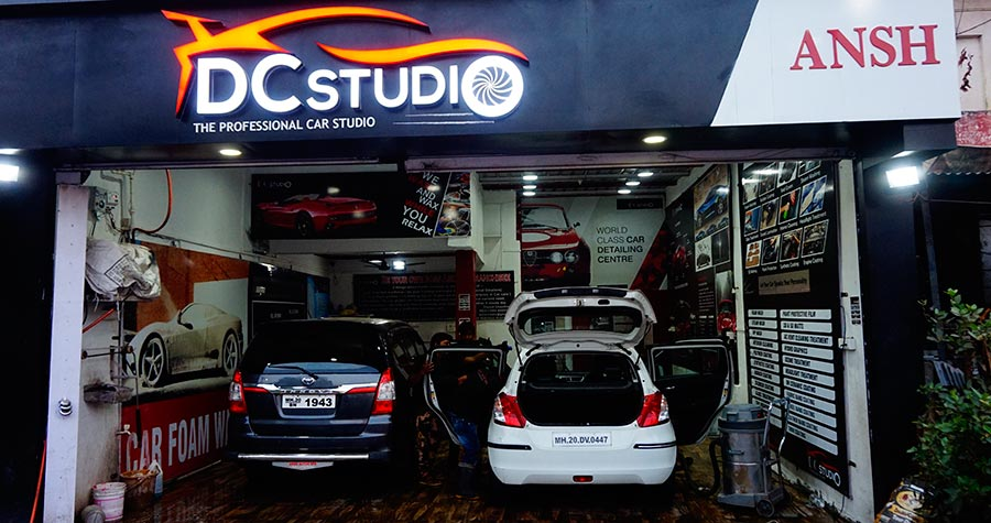 DC CAR STUDIO - The Professional Car Studio