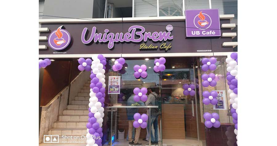 UniqueBrew Hospitality Private Limited