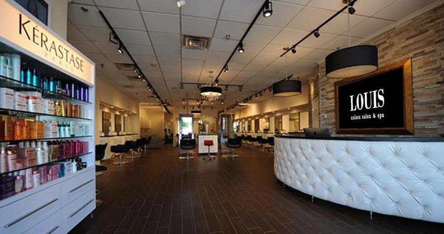 Louis Unisex Salon - Fastest Growing Salon Chain
