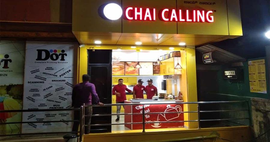 CHAI CALLING