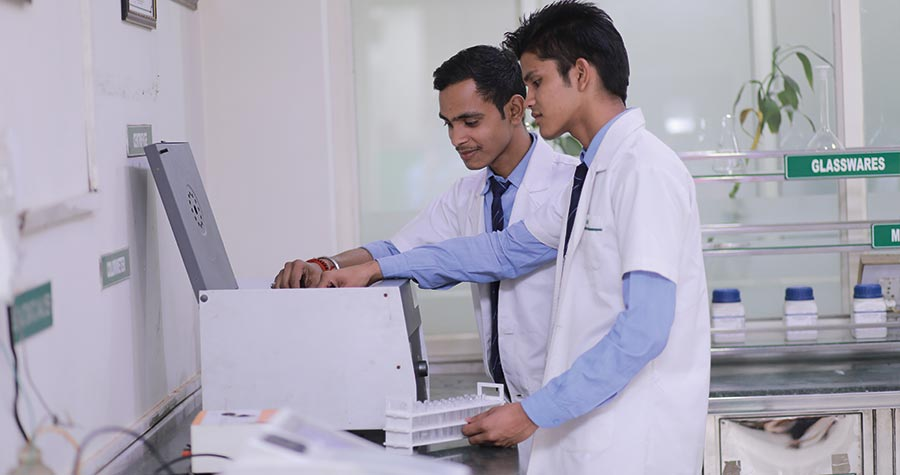 Delhi Paramedical & Management Institute