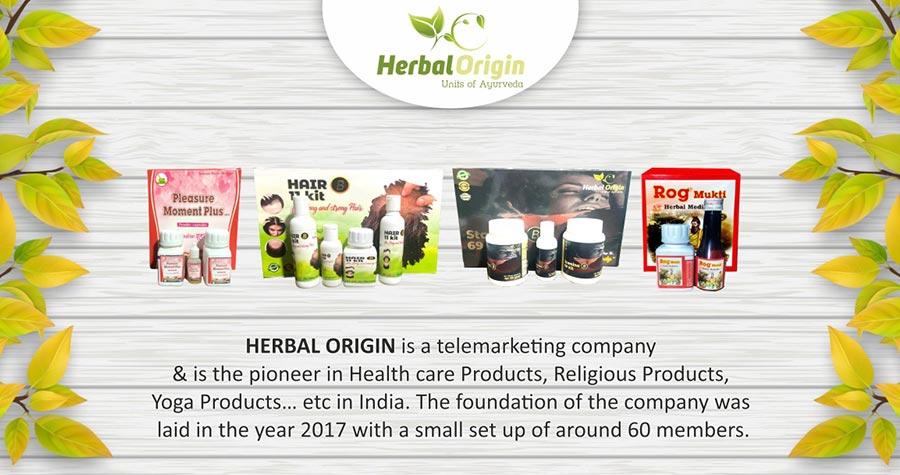 HERBAL ORIGIN GROUP