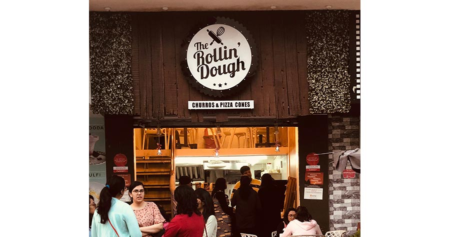 The Rollin' Dough