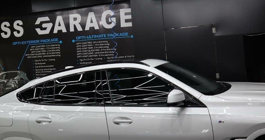 gloss garage