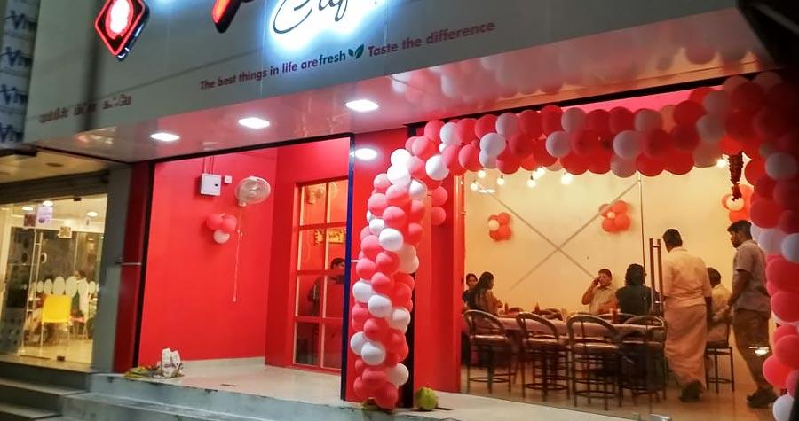 Shamby's Pizza Cafe
