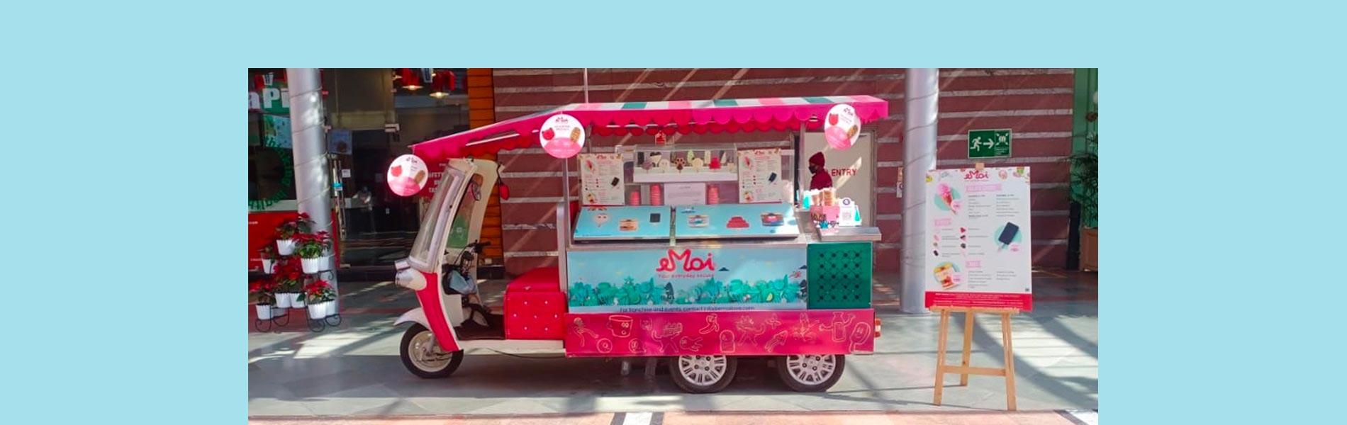 Emoi Artisanal Ice cream & Gelato