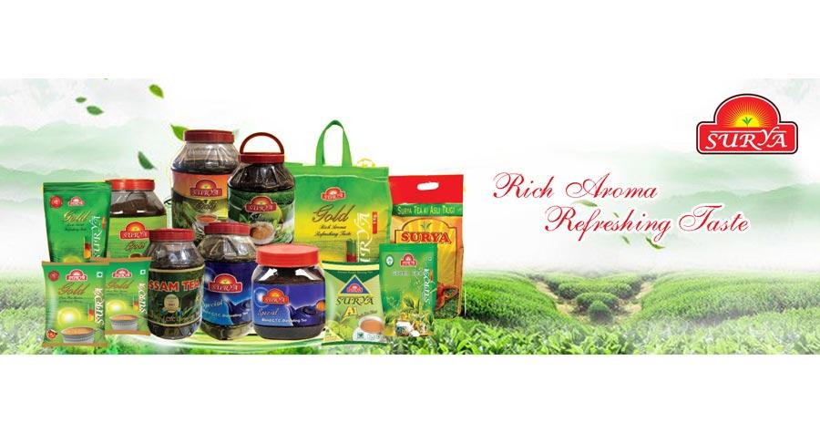 Surya Tea Company