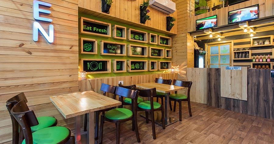 Vegbites Restaurant Pvt. Ltd