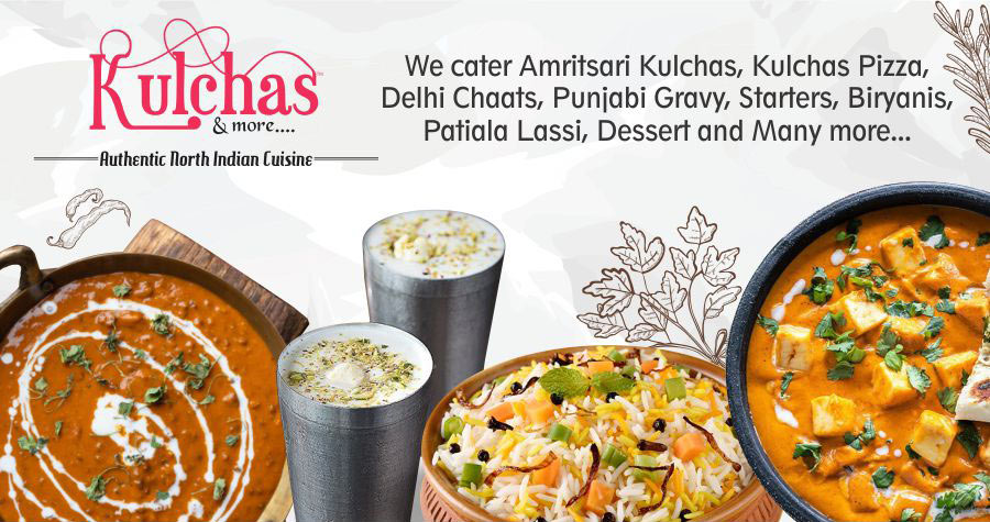 Kulchas and more