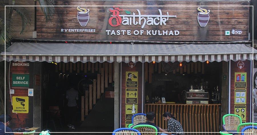 Baithack Taste Of Kulhad