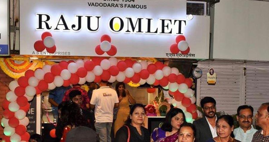 Raju Omlet - Maharashtra