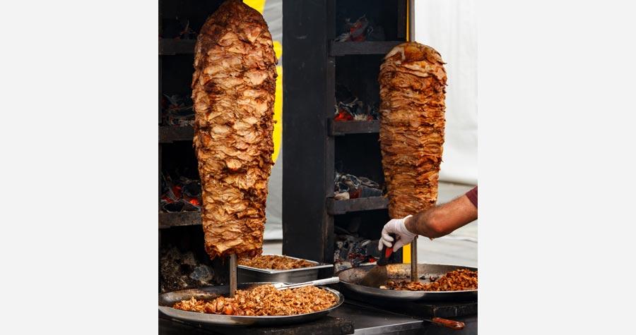 Oh My Shawarma