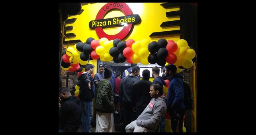 London Pizza N Shakes