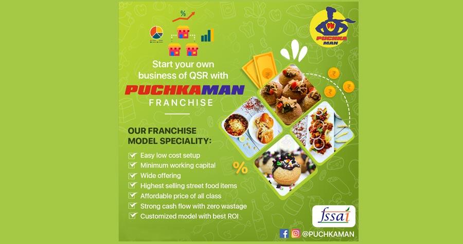 PUCHKAMAN- Unit of Grunmorsus Foods & Beverages Pvt Ltd