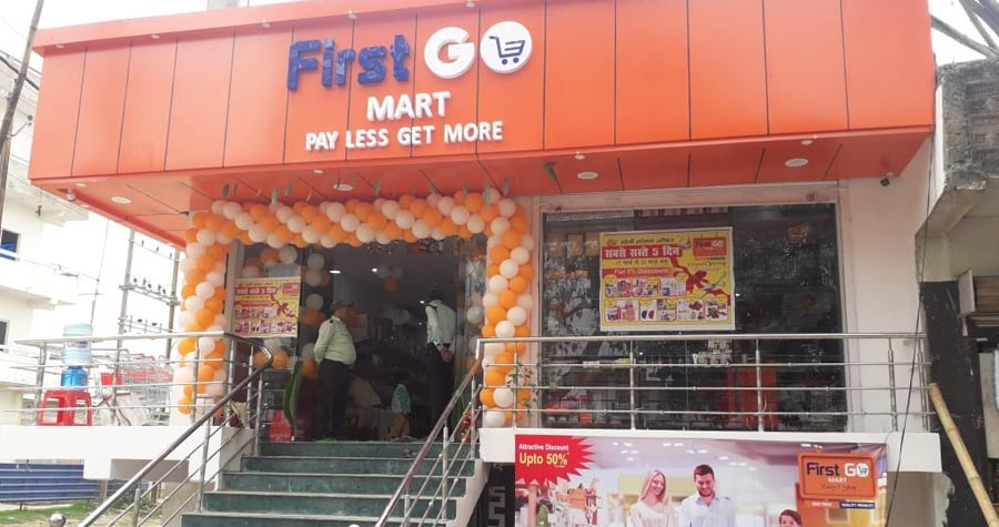 FIRST GO MART INDIA PVT LTD.