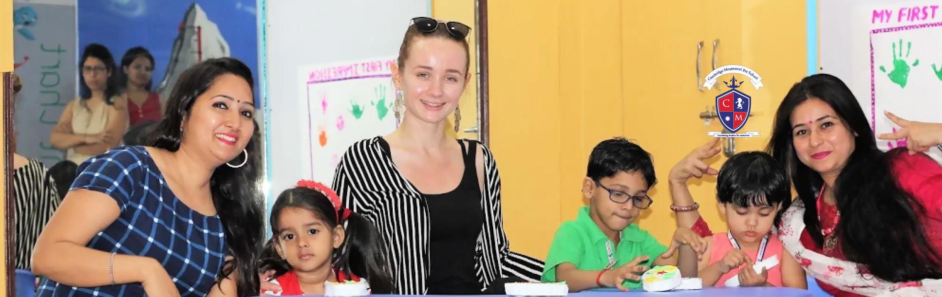 Cambridge Montessori Preschool and Daycare