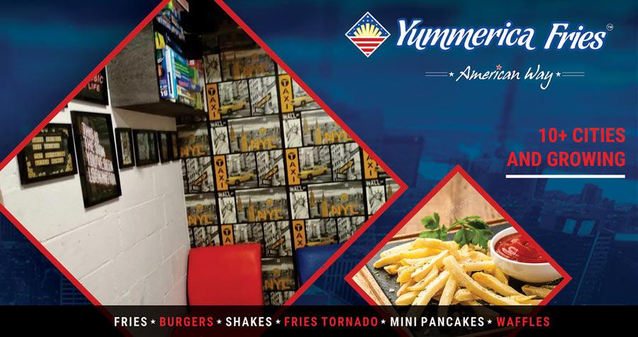Yummerica Fries