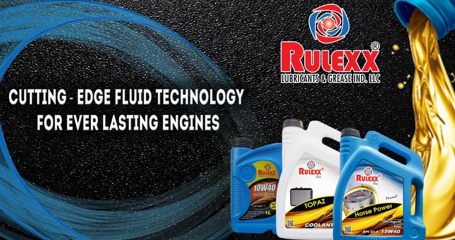 RULEXX ENGINE OIL