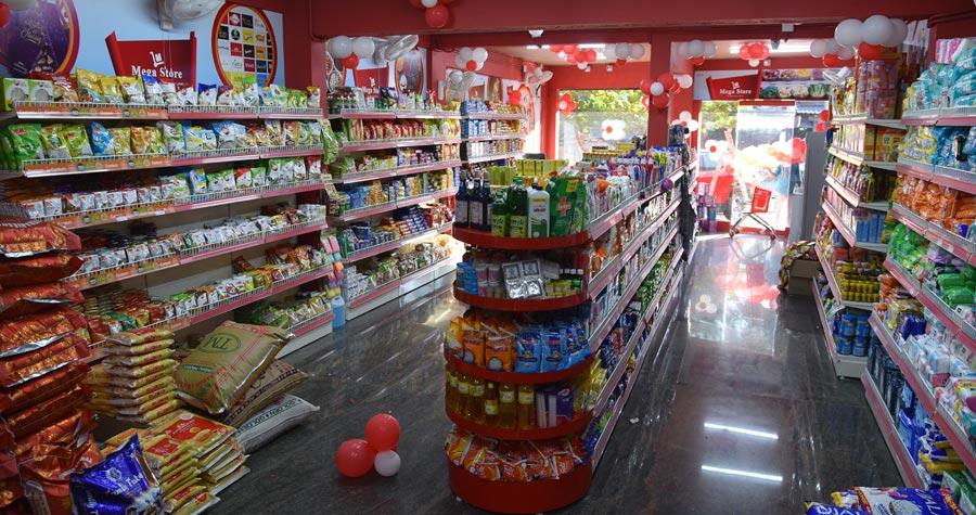 NASCO RETAILS PVT LTD( Mega store)