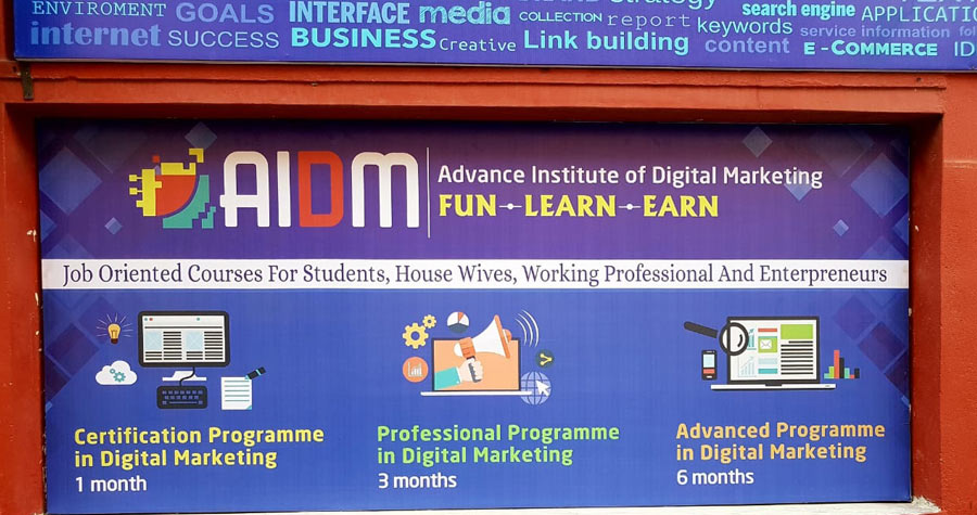 Advanced Institute Of Digital Marketing