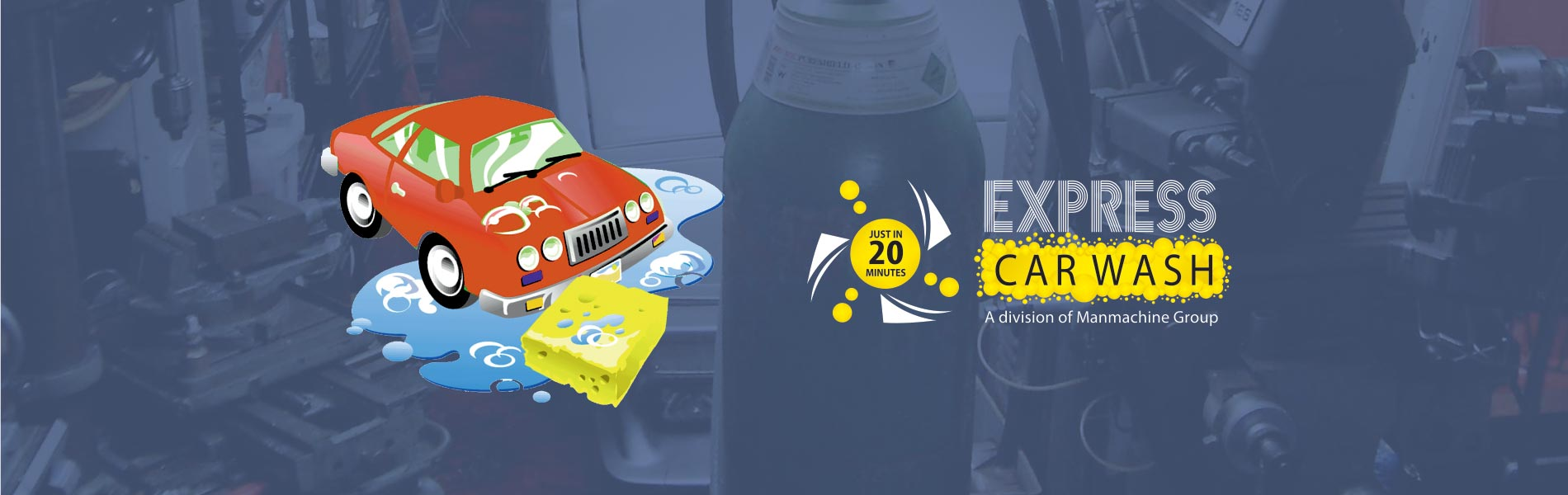 Exppress Car Wash Franchise Opportunity Franchise India