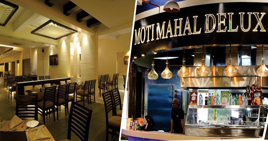 Moti Mahal Delux Restaurants