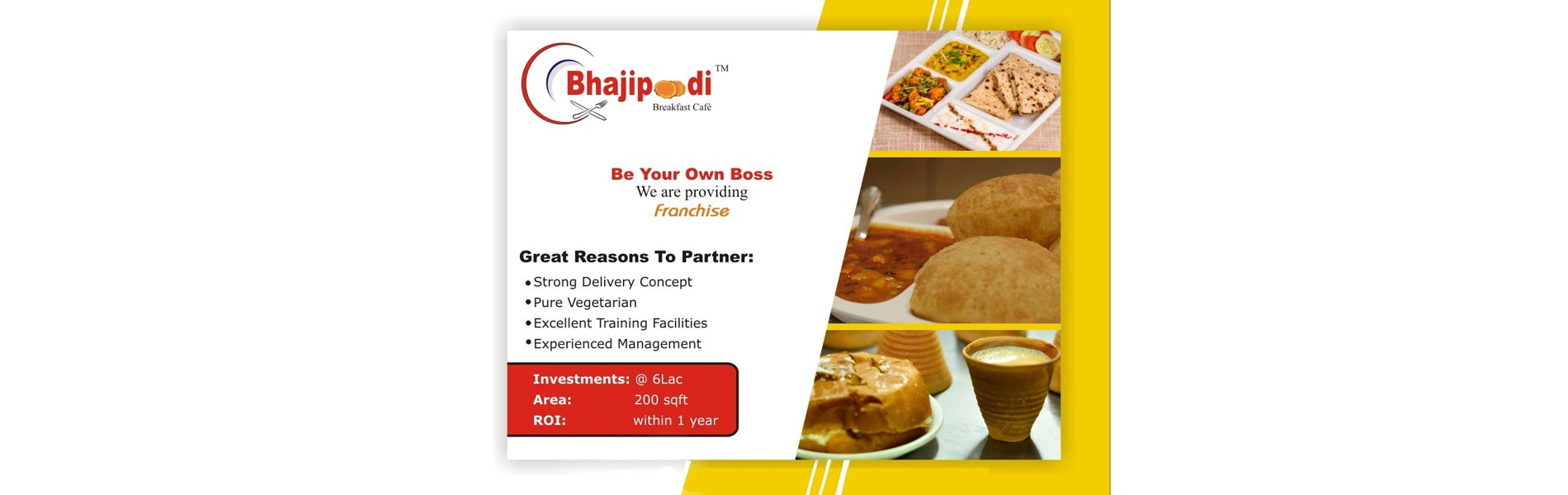 BHAJIPOODI – The Breakfast cafe
