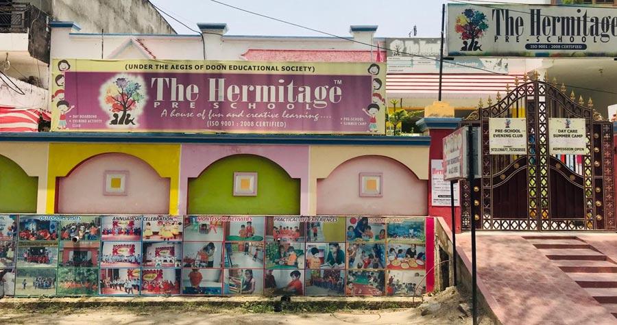 The Hermitage Pre-School