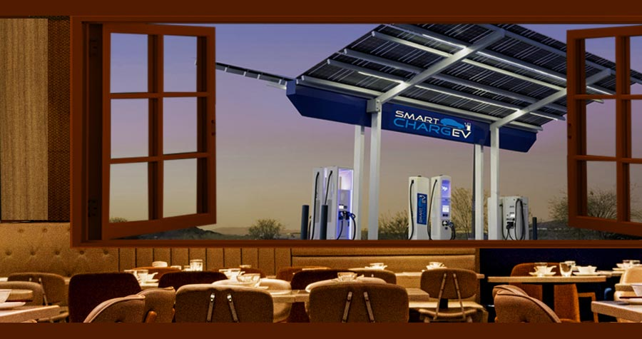 SmartChargEV (Electric Vehicles Charging Stations)