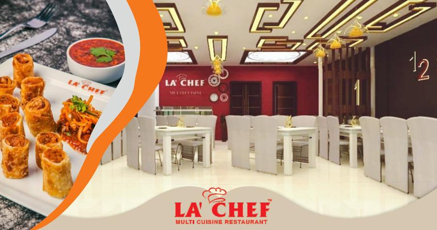 LA' CHEF