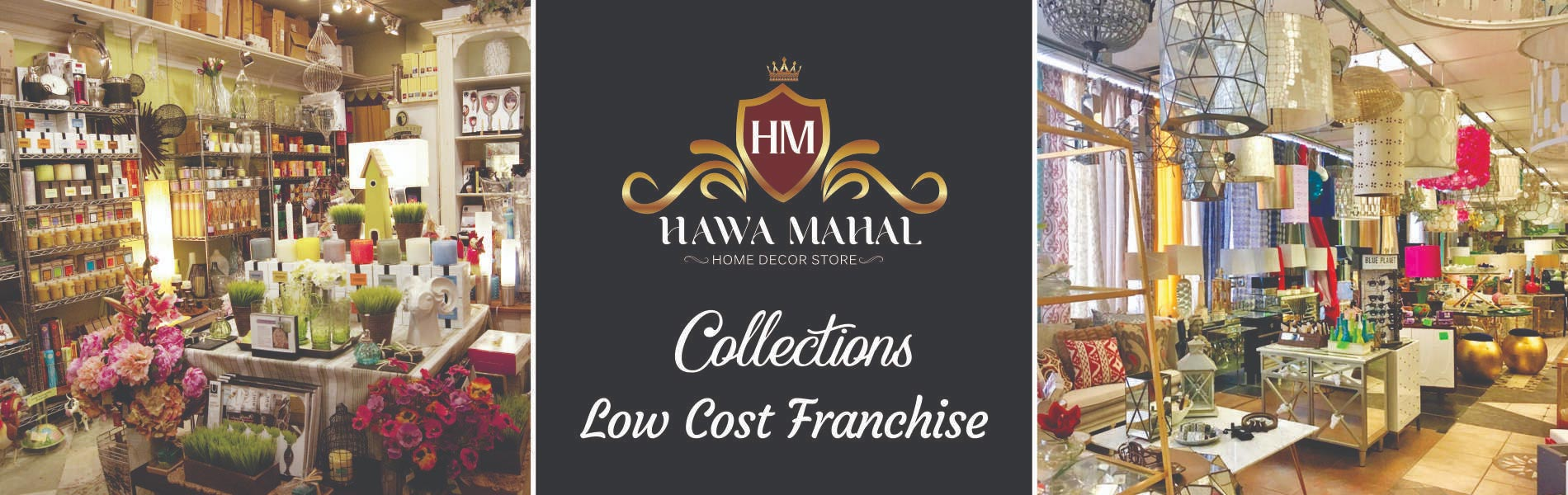 Hawa Mahal - The Home Store