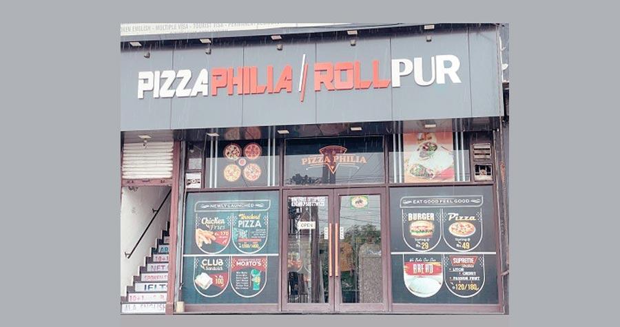 Pizza Philia
