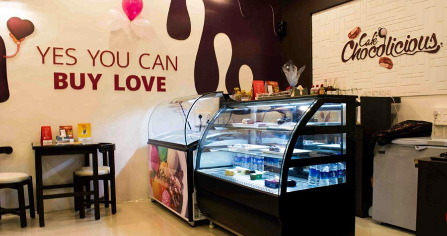 Cafe Chocolicious