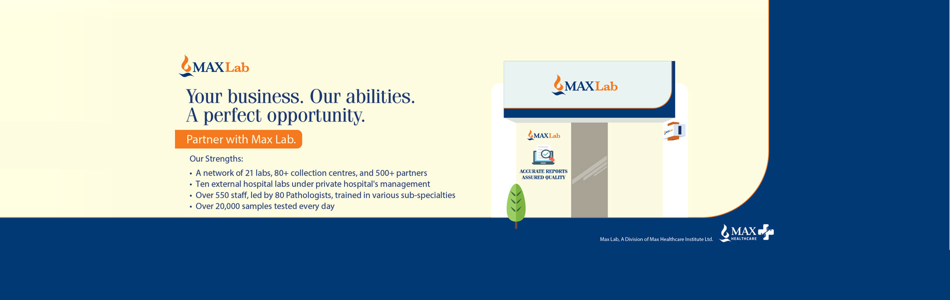 Max Lab, A Division of Max Healthcare Institute Limited