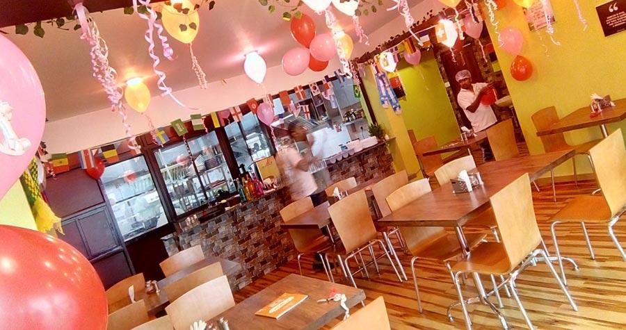The ON Café