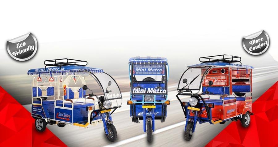 Mini Metro EV L.L.P