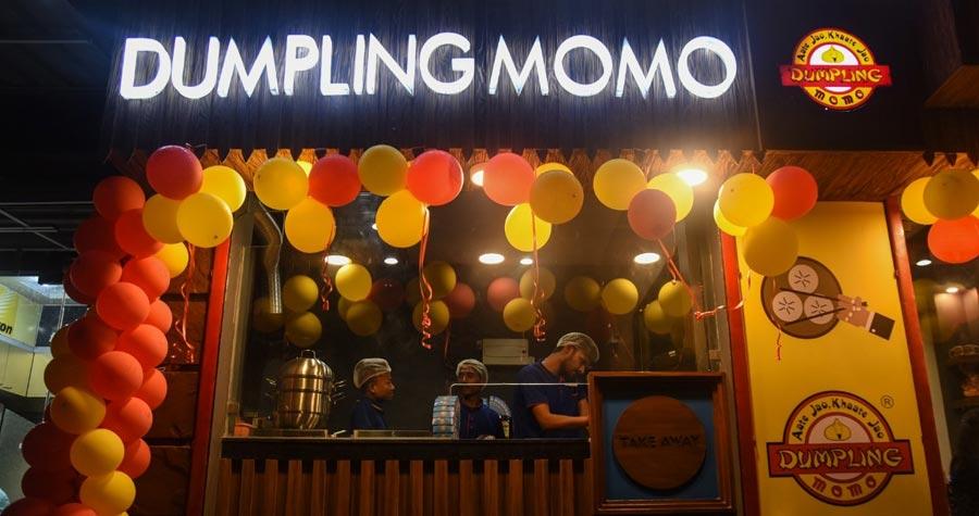 Dumpling Momo