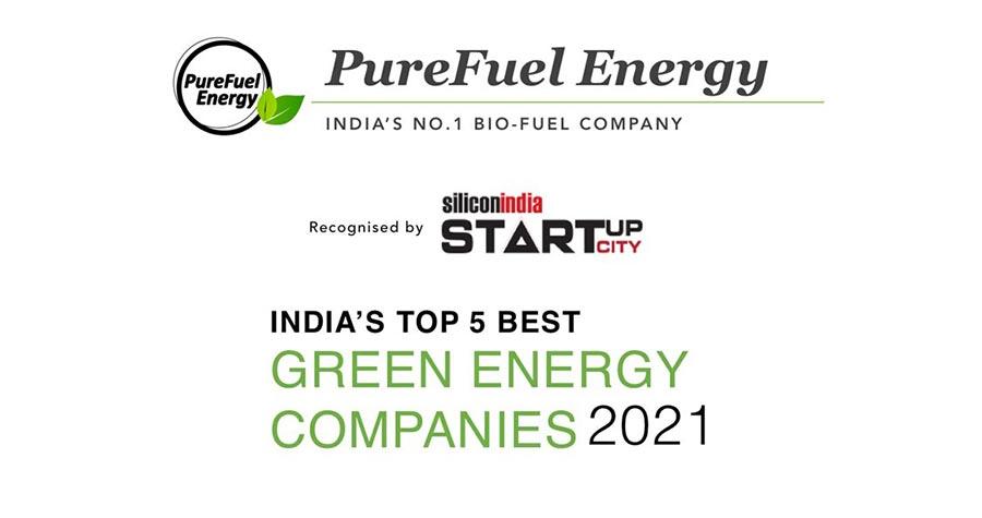 Purefuel Energy Pvt Ltd