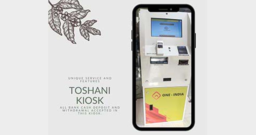 TOSHANI PREMIUM DIGITAL SERVICES PRIVATE LIMITED