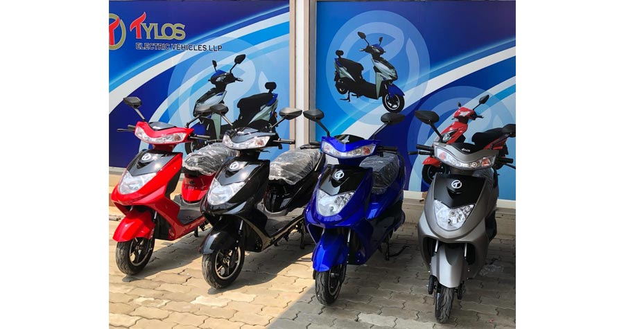 Tylos Electric Vehicles LLP