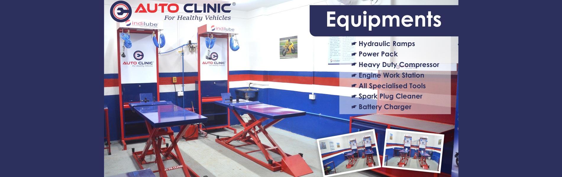 Indilube Auto Clinic