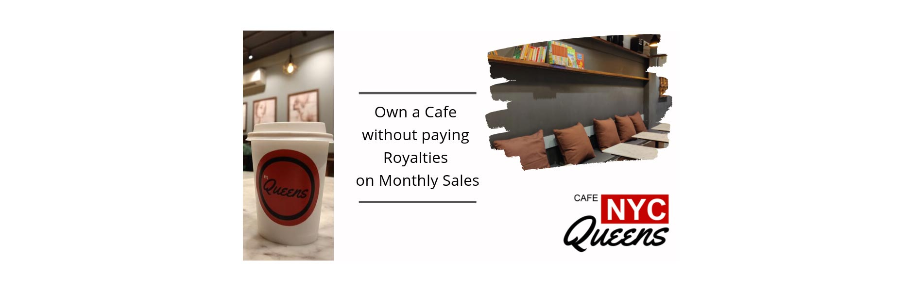 NYC Queens Cafe