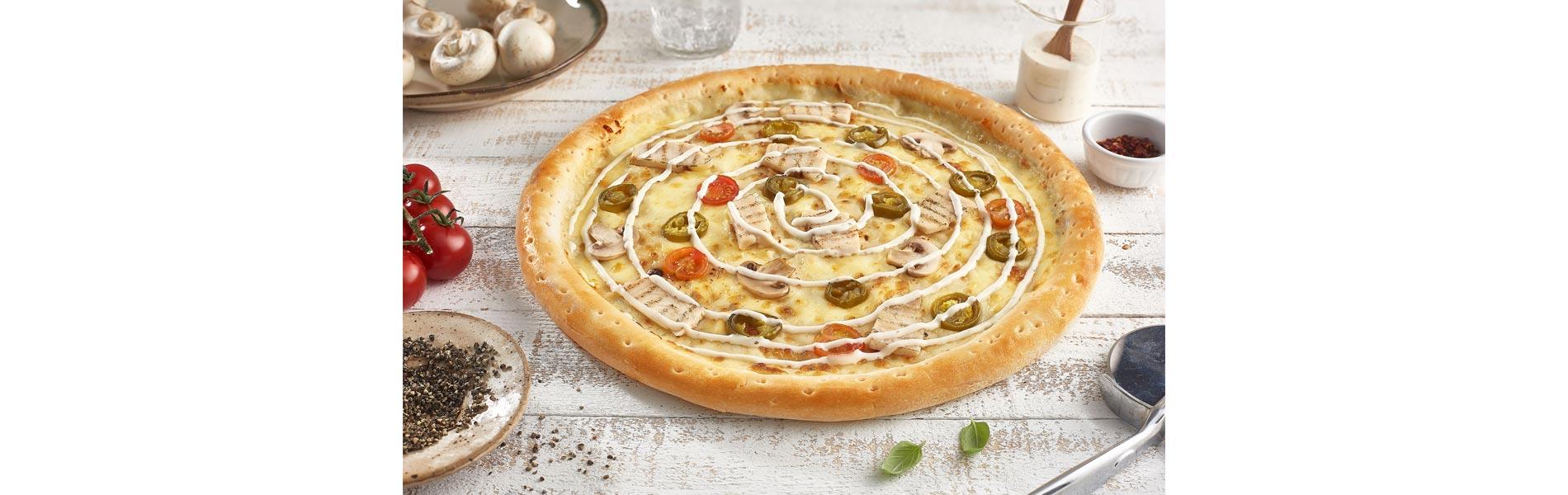 Broccoli Pizza & Pasta