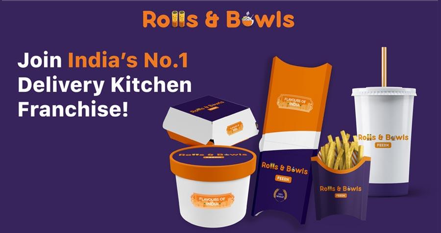 Rolls & Bowls by Feedx