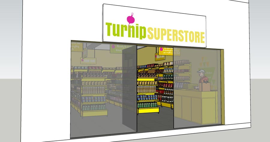 Turnip Superstore