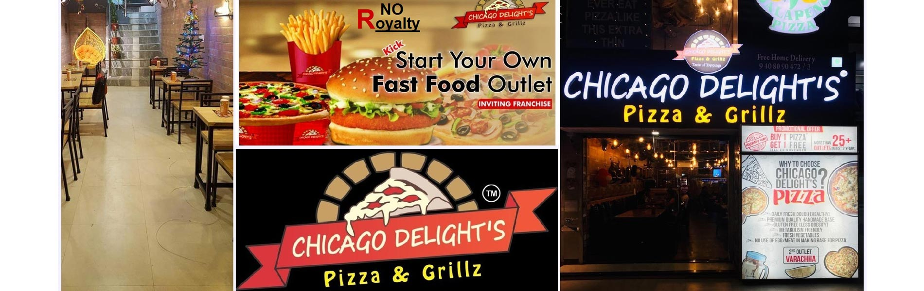Chicago Delights Pizza