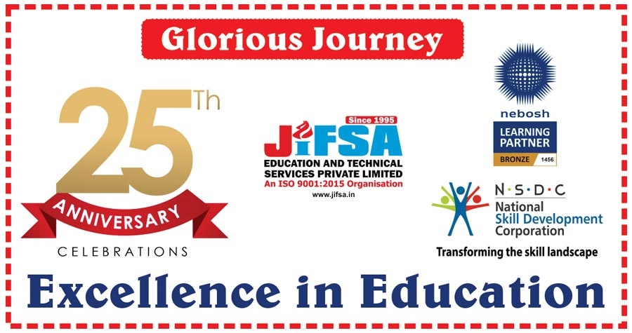 JIFSA EDUCATION AND TECHNICAL SERVICES PVT. LTD.