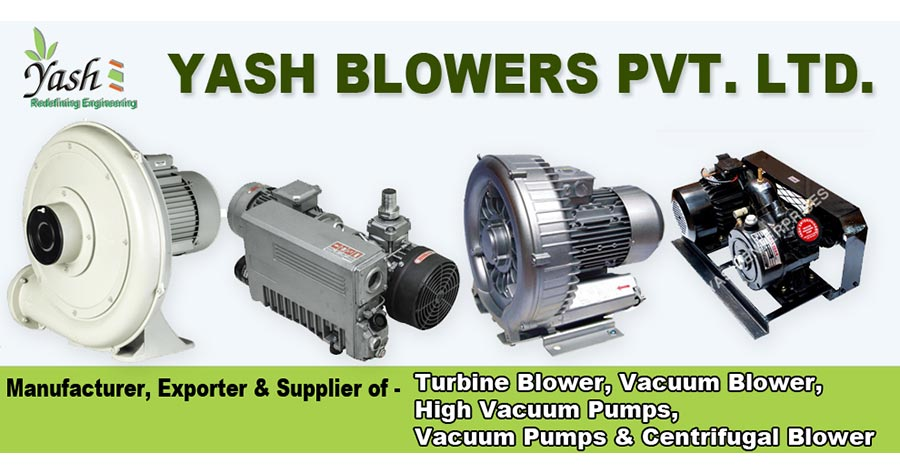 Yash Blowers Pvt. Ltd.
